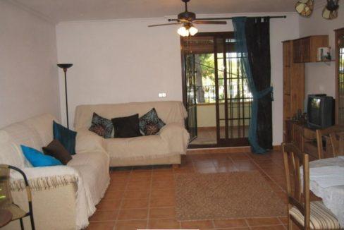 Apartment in Roda - Living Room